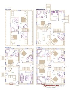1000 images about home floorplans commercial properties Bed and breakfast floor plans