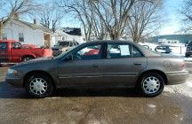 2002 BUICK CENTURY  144,023 Miles  Sedans and Coupes   Automatic  6 cylinders   3.1 engine  $500 DOWN $250/MONTH
