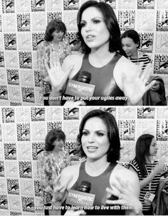 lana parrilla is inspirational #quote