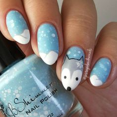 10 Creative Nail Designs for Short Nails to Create Unique Styles Cute Easy Nail Designs, Creative Nail Designs, Creative Nails, Nail Art Designs, Fox Nails, Nail Polish Trends, Nail Trends, Girls Nails, Disney Nails