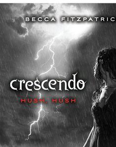 Baixar Livro Crescendo - Hush, Hush Vol 2 - Becca Fitzpatrick em Pdf, mobi e epub