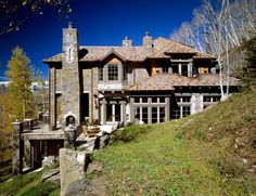 Architecture ~ Residential ~ Valmore ~ Telluride Colorado ~ Brewster McLeod Architects, Inc.