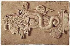aztec snake art - Google Search