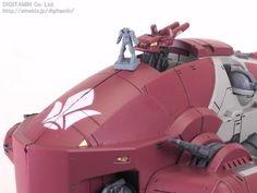 鉄華団母艦の完成品 メガハウス 鉄血のオルフェンズ 強襲装甲艦イサリビ デコマス撮りおろしご紹介|でじたみんさんのブログ ~おもちゃ・ホビー・美少女フィギュア・プラモデルetc 最新情報~