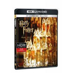 Blu-ray Harry Potter a princ dvojí krve, UHD + BD, CZ dabing Princ, Harry Potter, Blues, Fantasy, Fantasia