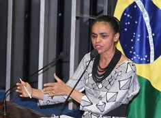 http://enemhumanas.blogspot.com.br/  BRASÍLIA, DF, BRASIL, 16-12-2010, 16h50: Senadora Marina Silva faz discurso de despedida no plenário do Senado Federal. (Foto: Alan Marques/Folhapress, PODER)
