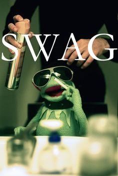 Kermit swag expert