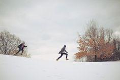 winter fun.