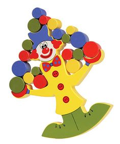 Another great find on #zulily! CooCoo The Rocking Clown #zulilyfinds