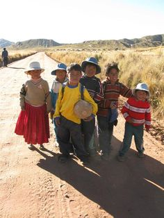 The indigenous Aymara and Quechua people who live in the rural high plateau region of Bolivia, more commonly known as the Altiplano, are among the most impoverished people in the world. Ninety-five percent of the families in the region live in extreme poverty.