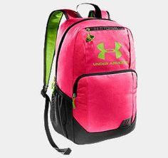 under armour backpacks for girls   UA Girls Backpack, Under Armour Backpack Wallpaper, Pink Backpack ...