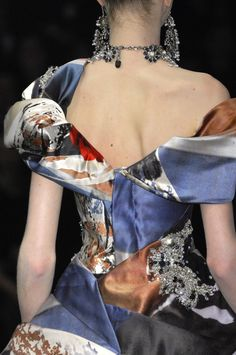Alexander McQueen / Fall 2008 The Girl Who Lived in the Tree