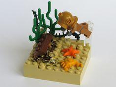 VignetteBricks: Sunken treasure