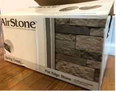 You might want to grab some Airstone at Lowe's to copy these ideas