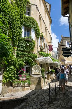 St-Émilion Incline | Flickr - Photo Sharing!