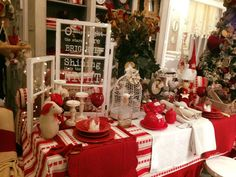 Shabby Chic Natale : Best natale shabby chic images shabby chic style