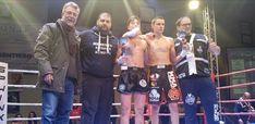 """""""Pro Profight Night"""", vittorie per i quattro atleti della Pro Fighting Santeramo a Ceglie. Le foto #Santeramo"""