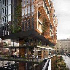 - New York City Vertical Farm - on Behance