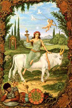 """""""Taurus"""" by Johfra Bosschart."""