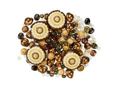 Wildwood Grove Bead Collection by Cynthia Kimura with Project Recipe Card