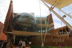 EXPO2015 Padiglione Arzebaijan | www.romyspace.it