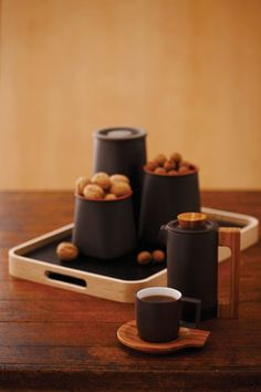 Purple Clay – Coffee set   JIA Inc.