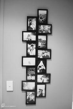 >DIY Multi Wall Photo Frame « annguyennz