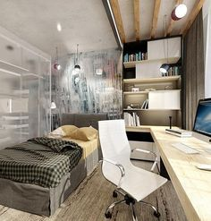 Teenage bedroom designs that reflect young people personalities are unique, stimulating and interesting. Teen years are a wonderful time of life. Creative and personalized teens room decorations and bedroom furniture allow young adults to create truly comfortable and bright bedroom designs, and stim