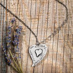 Grandma's Love Necklace - Anju Jewelry