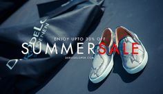 SUMMER SALE | UP TO 30% OFF  SHOP ONLINE: WWW.DERODELOPER.COM  ONLINE & IN STORES