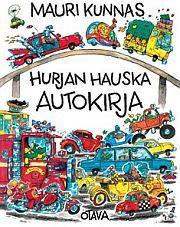 lataa / download HURJAN HAUSKA AUTOKIRJA epub mobi fb2 pdf – E-kirjasto