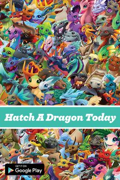 Make Dragon Games Great Again. Download DragonVale World Today. Why? Because Dragons!
