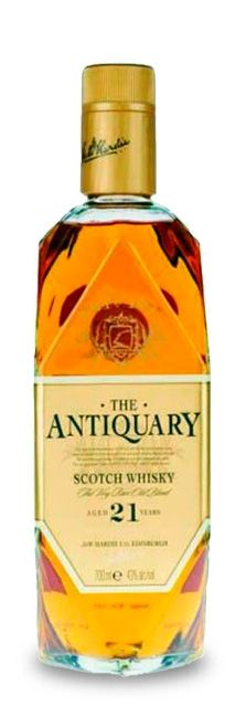 The Antiquary 21 Year Old Whisky | #whiskey #whisky