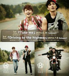TEAMH, #TeamH, Team H, #TeamHVzla Take Me. Driving to the Highway