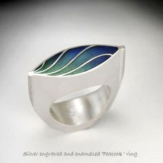Phil Barnes - One of the best Enamellers in the UK.