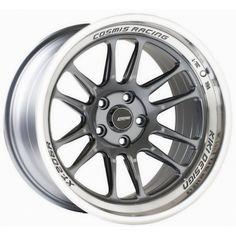 Cosmis Racing Wheels XT-206R (18x11) +8 Offset 5x114.3 Bolt Pattern