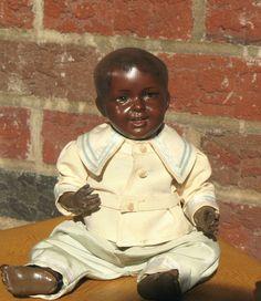 521 Best Antique Black Dolls images in 2020 Old Dolls, Antique Dolls, Vintage Dolls, Child Doll, Baby Dolls, Doll Maker, Collector Dolls, Reborn Dolls, Miniature Dolls