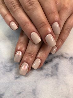 Nude nails Nude Nails, Beauty, Ongles, Beige Nail, Simple Nails, Beauty Illustration