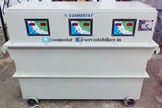 100 kva digital servo stabilizer