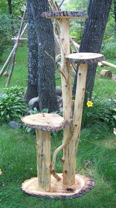 plant stand image Cedar Log Plant Stands Outdoor Plant Stand Log Home Plant Stands Homemade Outdoor Furniture, Outdoor Furniture Plans, Rustic Furniture, Pallet Furniture, Modern Furniture, Antique Furniture, Street Furniture, Bedroom Furniture, Furniture Ideas