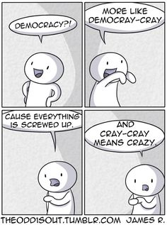 These 275 Funny Comics By Have The Most Unexpected Endings Theodd1sout Comics, Online Comics, Funny Cute, Hilarious, Funny Laugh, Funny Stuff, Odd Ones Out Comics, The Odd 1s Out, Jokes