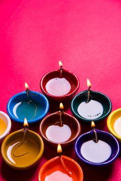 Photo about Traditional diya lamp lit on diwali festival , selective focus. Image of diya, deepawali, celebration - 77393259 Diwali Pooja, Diwali Diya, Diwali Craft, Diya Rangoli, Diya Decoration Ideas, Diwali Decorations At Home, Diwali Decoration Lights, Decor Ideas, Diwali Lantern