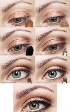 Top 10 Morning in-a-Rush Makeup Tutorials - Top Inspired - - Top 10 Morning in-a-Rush Makeup Tutorials – Top Inspired Make-Up Inspiration – Augen Make-Up & Co! Top 10 Morgen-in-a-Rush Make-up Tutorials —- Erdfarben Make-up Makeup Inspo, Makeup Hacks, Makeup Inspiration, Makeup Ideas, Diy Makeup, Makeup Trends, Fast Makeup, Makeup Set, Natural Eyes