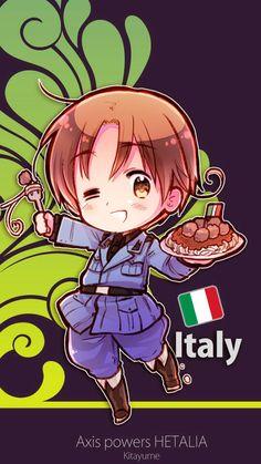 APH Hetalia Italy