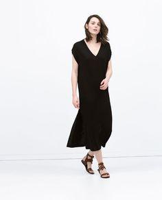 LONG DRESS - View all - Dresses - WOMAN | ZARA United States
