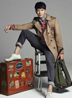 Handsome South Korean actor Ji Sung picture (125)