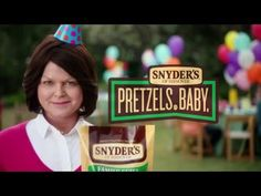 Pretzels Are Totally Badass in Barton F. Graf's Funny First Ads for Snyder's of Hanover | Adweek