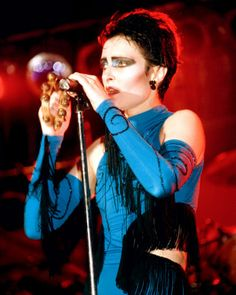 Siouxsie Sioux - Siouxsie and the Banshees