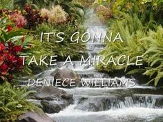 DENIECE WILLIAMS It's Gonna Take A Miracle 1982 - YouTube