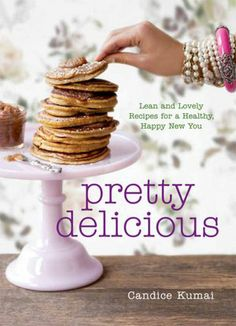 This is a great cookbook that's pretty to look at too!